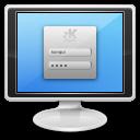 system-login - страница входа WordPress внешний вид