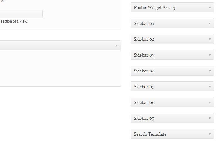 sidebar-bar wordpress