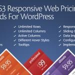 Адаптивный плагин для цен WordPress купить