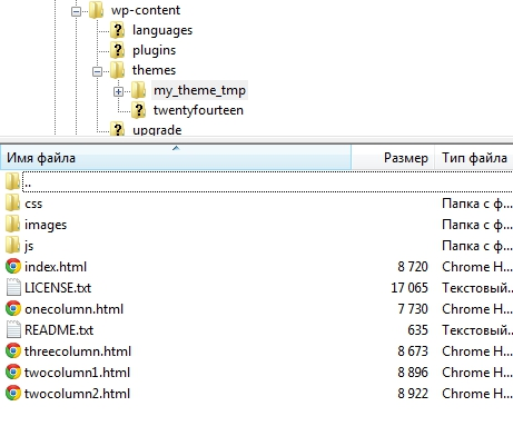 wordpress курс по разработке тем для CMS