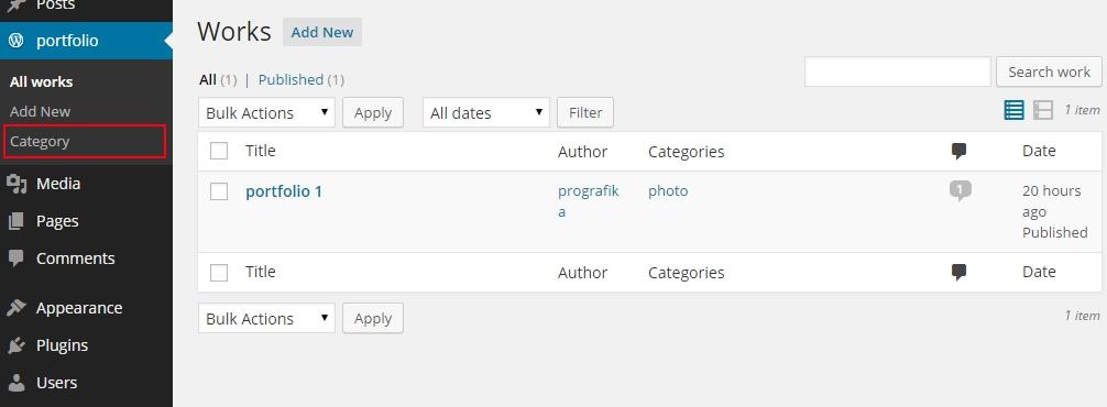 register_taxonomy menu_name