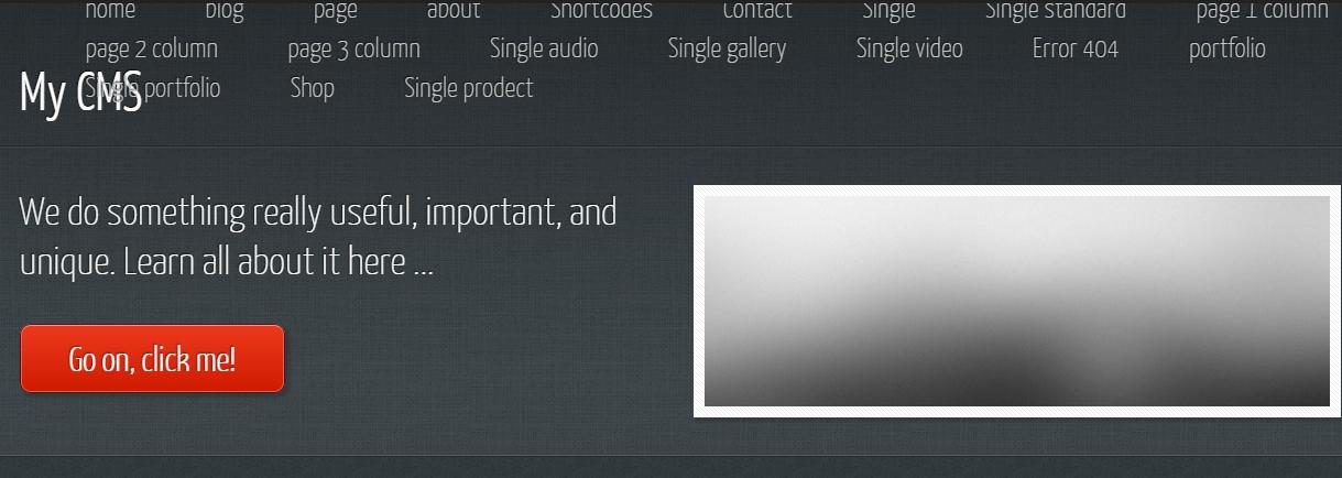 wordpress menu настройка нового меню - уроки wordpress
