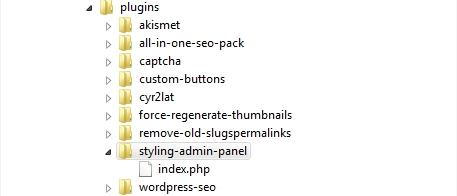 Разработка плагинов для WordPress